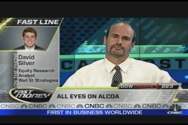 Take Your Position: All Eyes on Alcoa