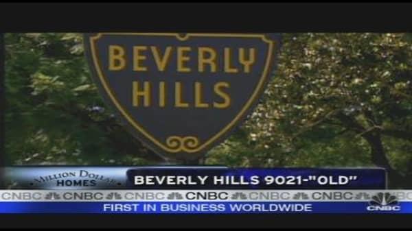 Million Dollar Homes: Beverly Hills