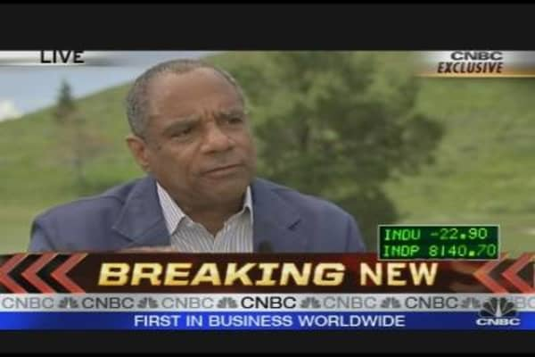 One-on-One with Ken Chenault