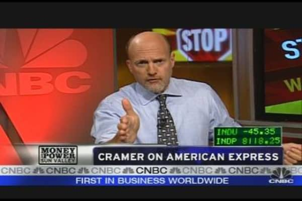 Cramer on Amex