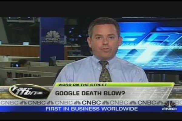 Google Death Blow