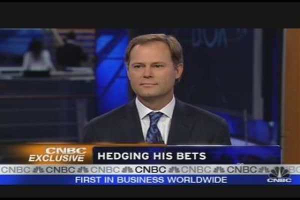 Fmr. UBS Exec Hedging His Bets