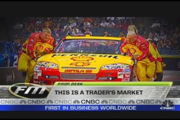 Prop Desk: Trading Vehicles