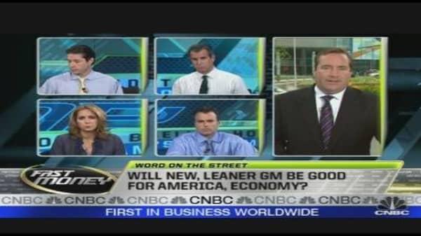 GM Exits Bankruptcy