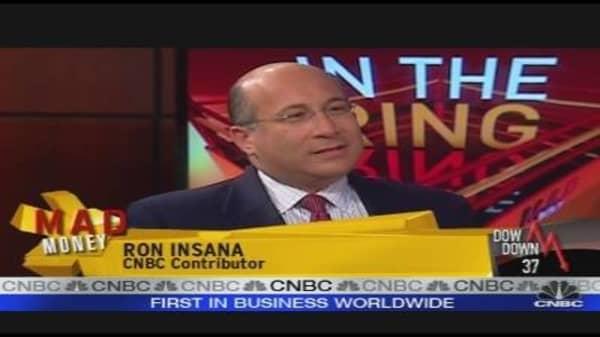 Insana vs. Cramer