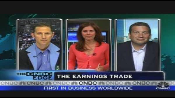 Inside the Earnings Trade