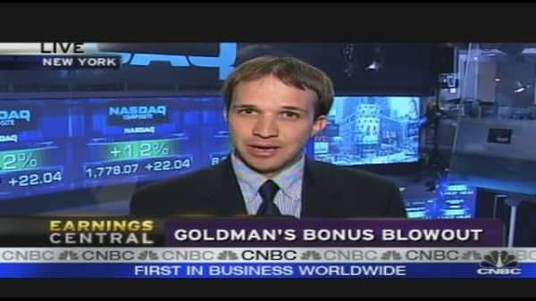 Goldman Sachs Earnings Preview