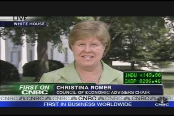 Romer: Tomorrow's Jobs