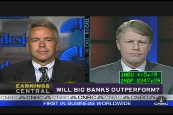 Will Big Banks Outperform?