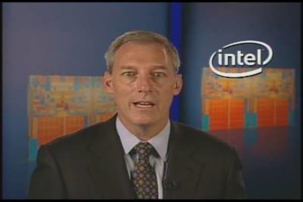 Intel CFO on Earnings