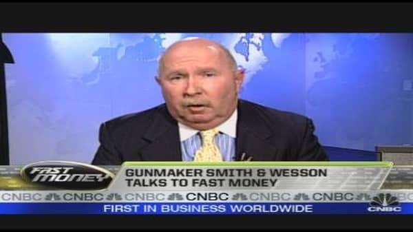 Gun Stocks Rally