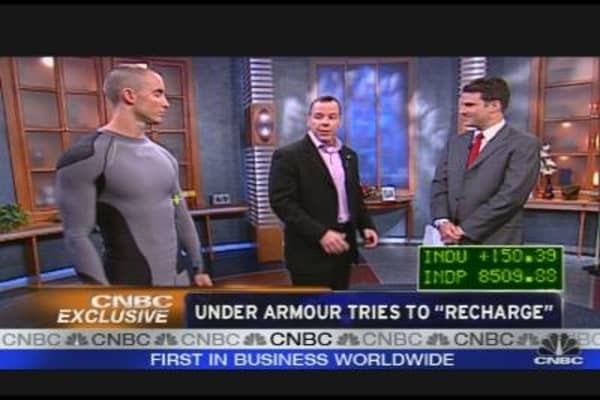 under armour recharge suit