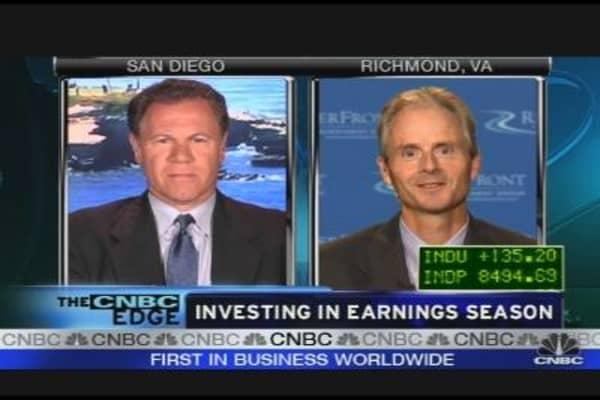 Investing in Earnings Season