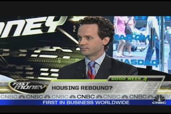 Housing Rebound?