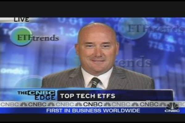 Top Tech ETFs