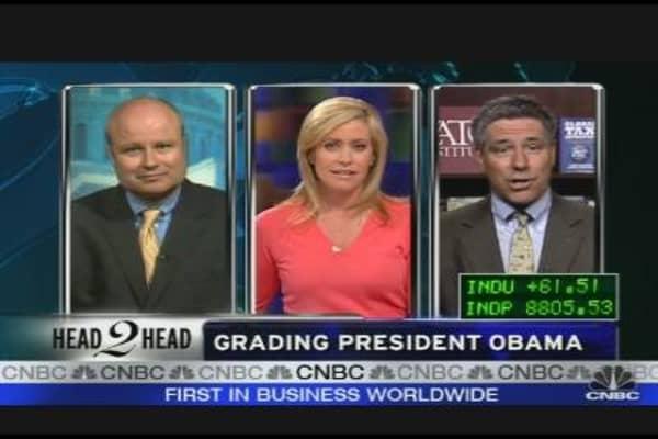 Grading President Obama