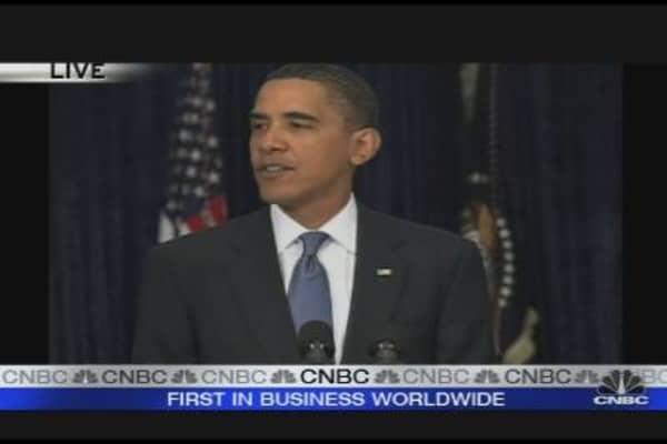 Obama on Healthcare Reform