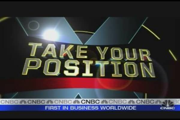Take Your Position: Yahoo & CAT