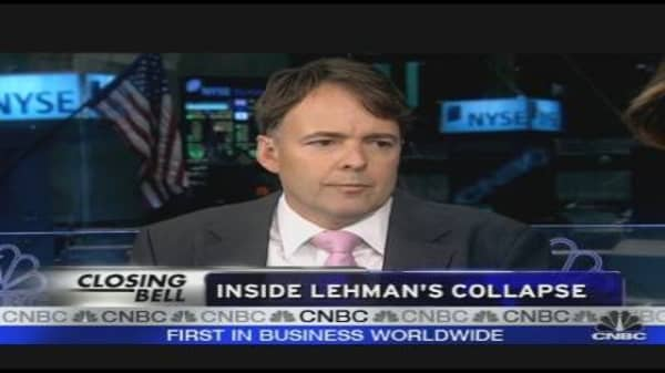 Lehman Brothers A Colossal Failure