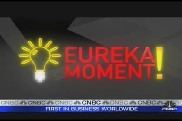 Cramer: Eureka!