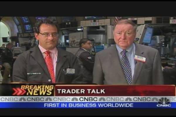 Trader Market Check
