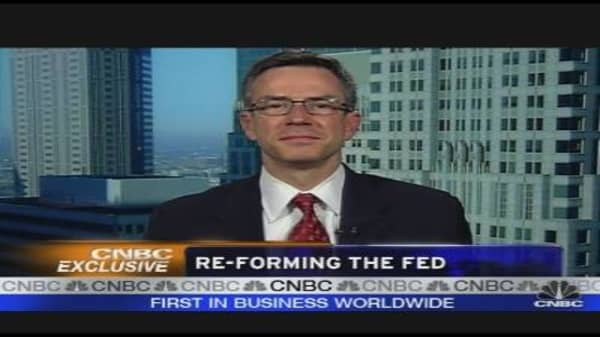 Reforming the Fed