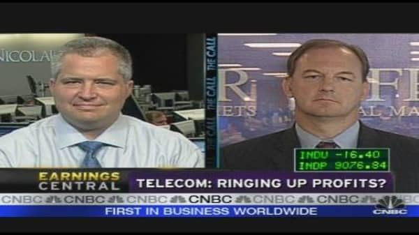 Telecom: Ringing Up Profits?