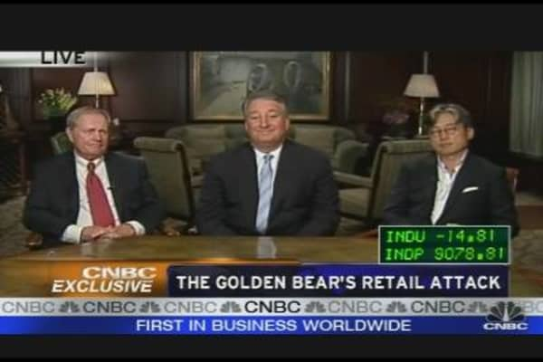 Golden Bear's Retail Attack
