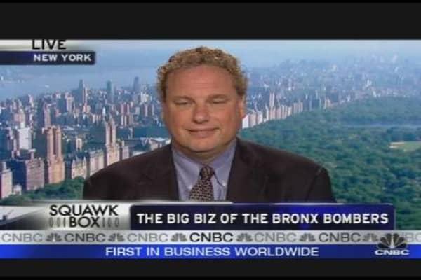 The Big Biz of the Bronx Bombers