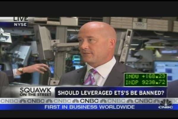 Should Leveraged ETFs Be Banned?