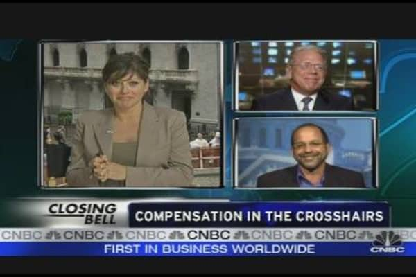Compensation in the Crosshairs