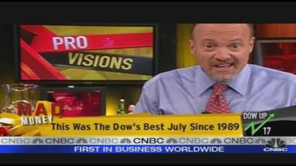 Cramer Answers Questions