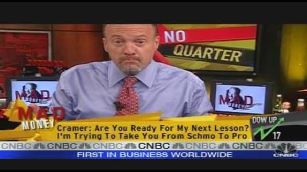 Cramer's Advice