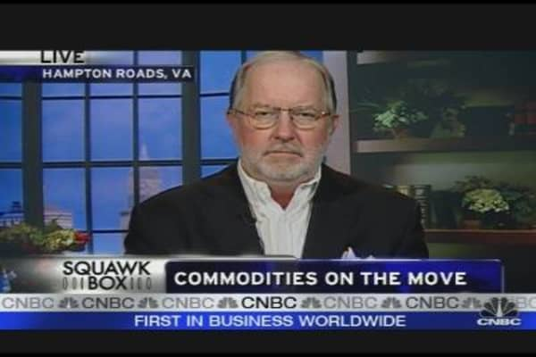 Commodities on the Move