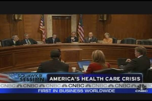 Senators Weigh In on Health Care Crisis, Pt. 2