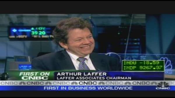Laffer's Plan for Health Care