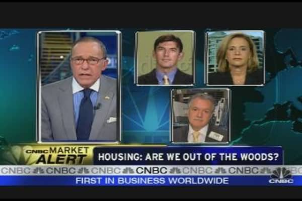 Housing: Out of the Woods?