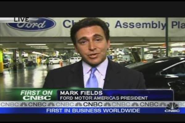 Ford's Future Focus