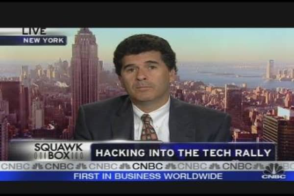 Hacking Into the Tech Rally