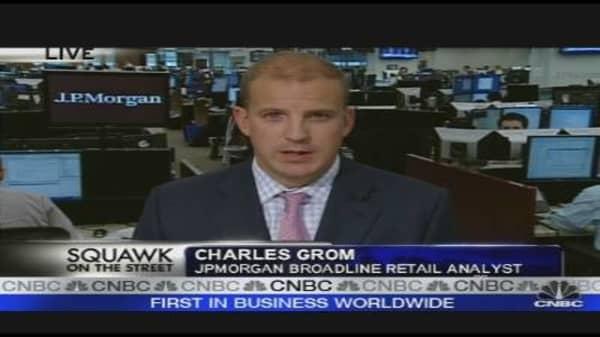 Retailers Post Weak June Sales