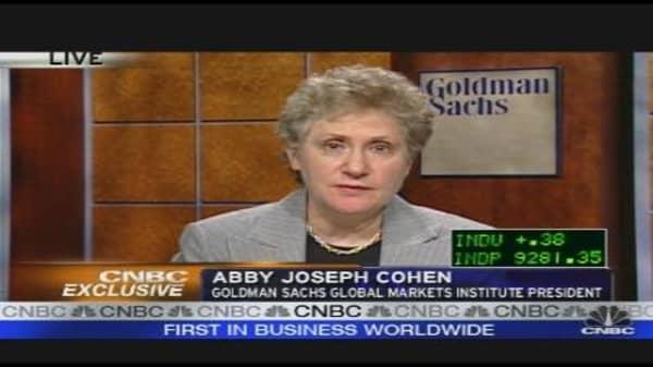 Abby Joseph Cohen on the Markets