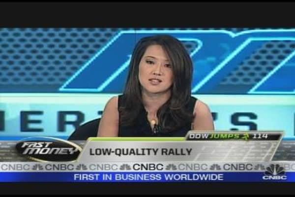 Low-Quality Rally?