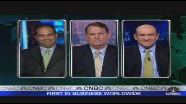 Markets, Economy & the Fed
