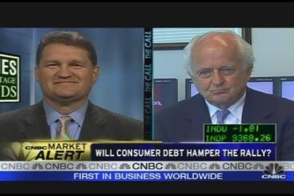 Will Consumer Debt Hamper the Rally?