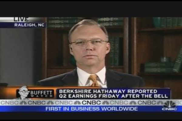 Berkshire Hathaway Q2 Profit Up 14%