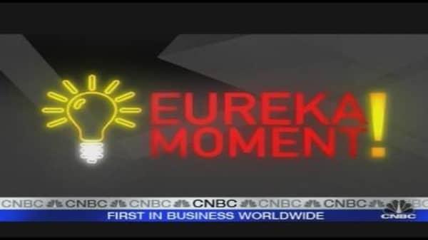 Cramer's Eureka Moment