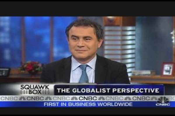 Roubini: Double-Dip Recession a Possibility