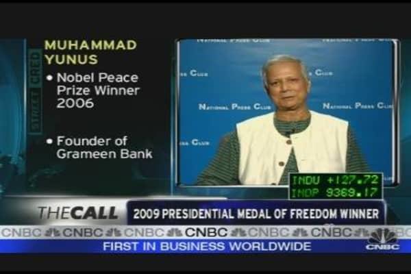 2009 Presidential Medal of Freedom Winner