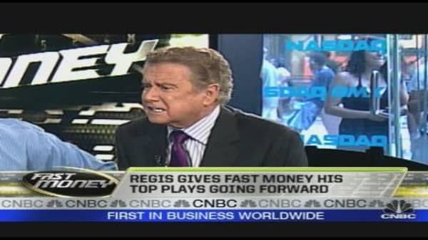 Regis Philbin's Pharma Play