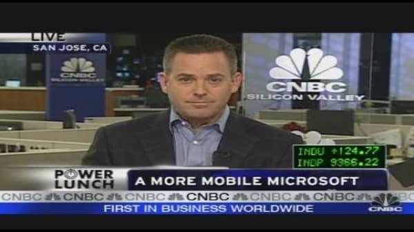 Microsoft Dials Into Nokia